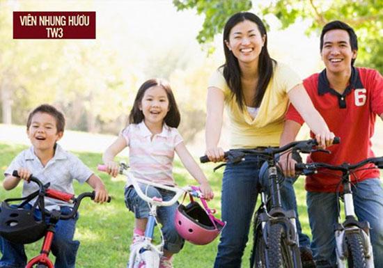 Nhung nai có thể sử dụng được cho cả gia đình từ trẻ nhỏ đến người lớn