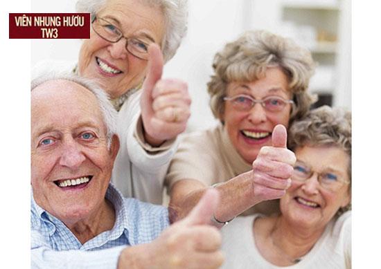 Người cao tuổi rất dễ mắc bệnh do đó cần thực hiện ngay các biện pháp nâng cao sức khỏe