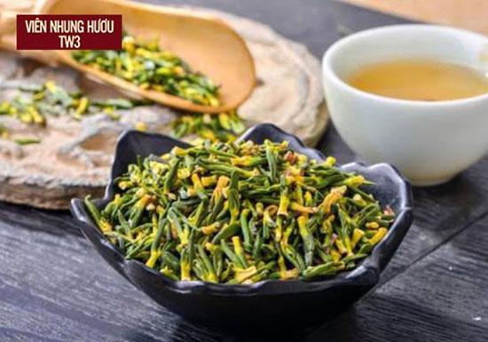 Tâm sen hãm trà uống là bài thuốc dân gian trị mất ngủ hiệu quả