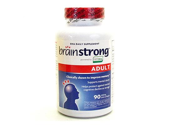 Thuốc bổ não BrainStrong hỗ trợ người già có một tinh thần sáng suốt, minh mẫn