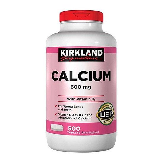 Viên uống bổ sung Canxi Kirkland Calcium